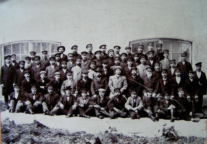 Фото «Знаменитые люди Озёр»