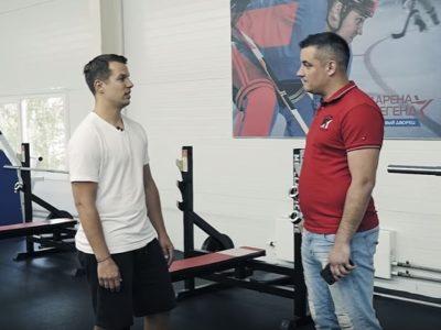 Широков Сергей: об Олимпиаде 2018 и переходе из СКА в Омский Авангард
