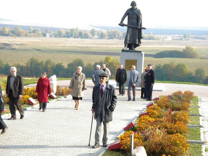 Героическое прошлое Озёрского края