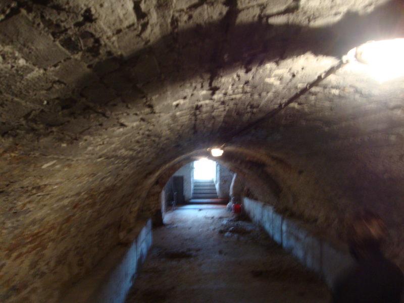 Свет и тени подземелий Коломны