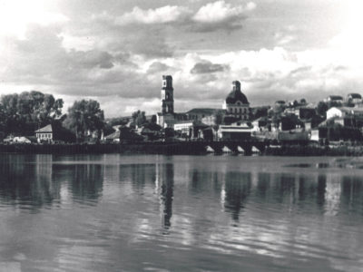 Село Суна, Кировская область, видеосъёмка 1968 года