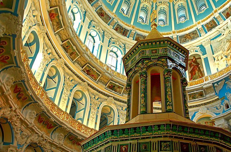 Свято-Воскресенский Ново-Иерусалимский монастырь