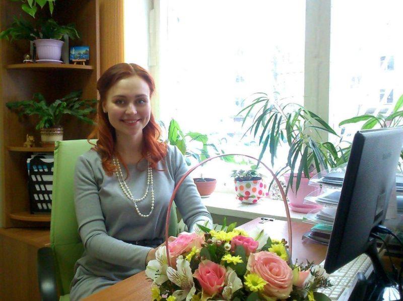 С Днём рождения, уважаемая Татьяна!