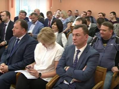 Репортаж с заседания Совета депутатов. Вопрос объединения c Коломной