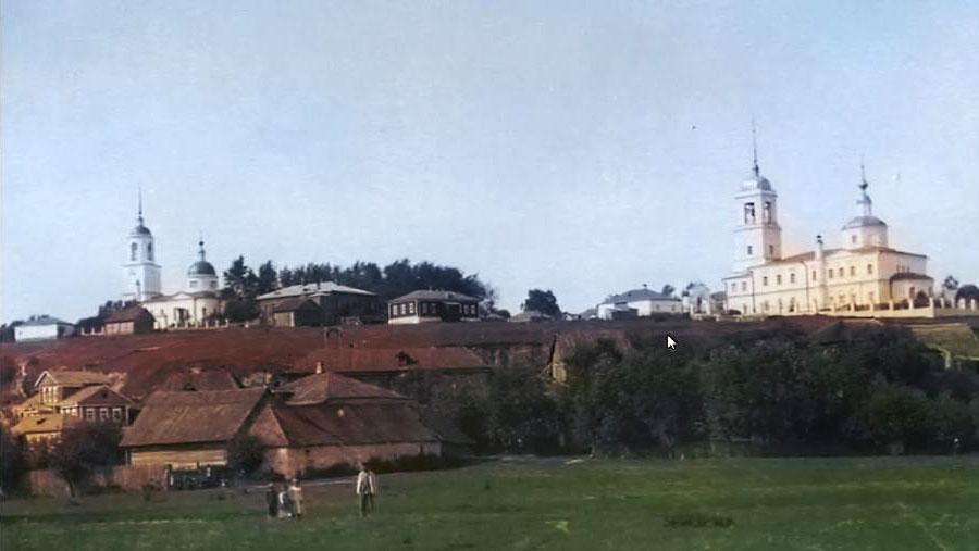 Старинные фотографии г. Озёры
