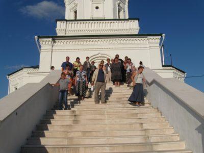 Сотрудники Росгидрометцентра побывали в Сенницах