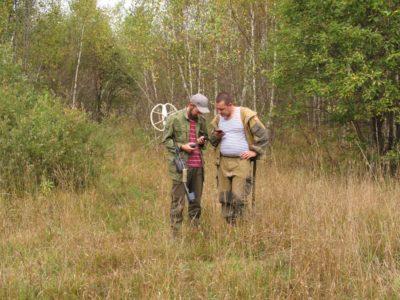 Найдено место падения самолёта в окрестностях Сенцова