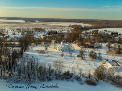 Неразгаданная тайна Алёшковской церкви. Часть 2