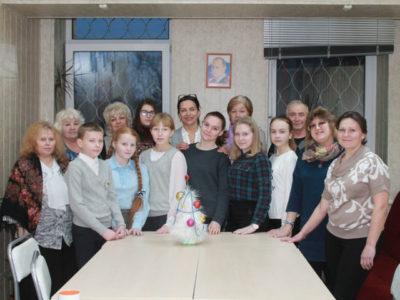 Очередная встреча школы юнкоров прошла в Озёрском Информагентстве
