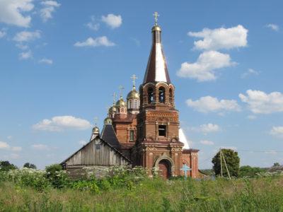 Руново. Церковь Вознесения Господня. Игуменья Серафима.
