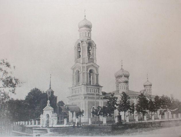 Село Бояркино.  Утерянный храм