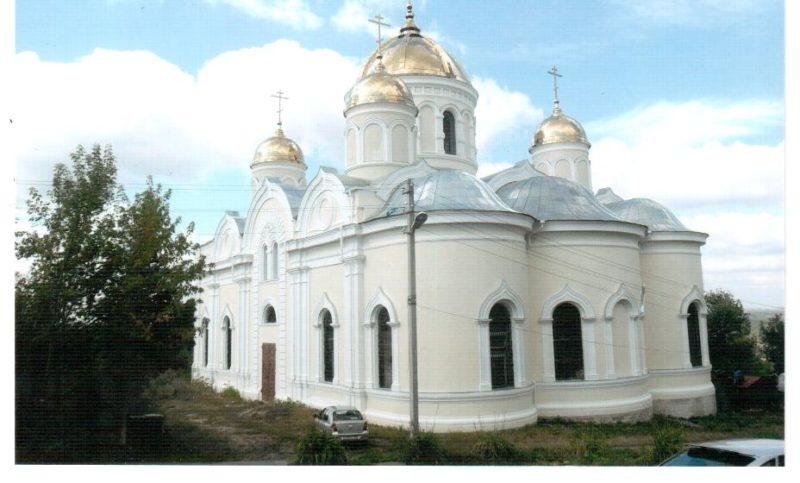 История Каширского Преображенского собора