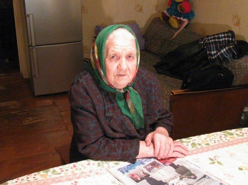 Куликова баба Лида