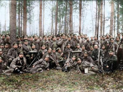 Поиск предков, воевавших в Первую Мировую