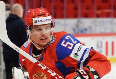 Хоккейный матч с участием Сергея Широкова в Озёрах