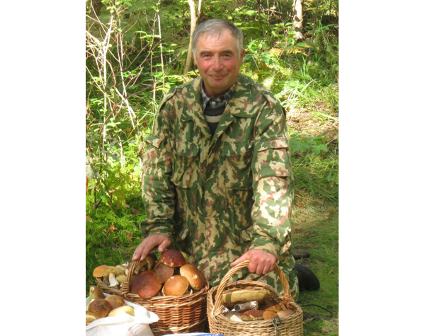 Интервью с Сергеем Михайловичем Роговым