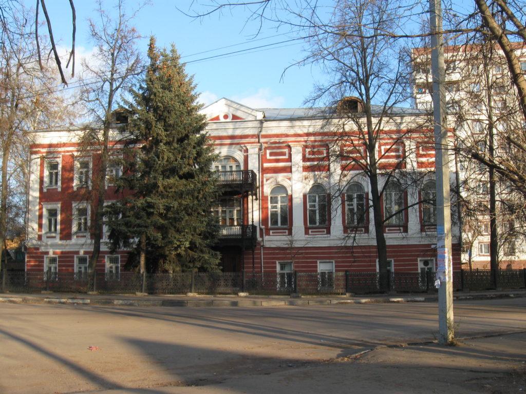 Дом Щербаковых