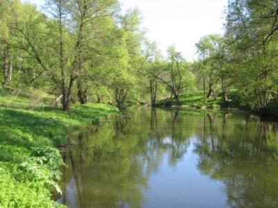 Окрестности реки Смедвы (Смедовская долина)