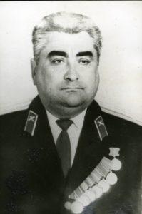 Михаил Федорович Щербаков, внук