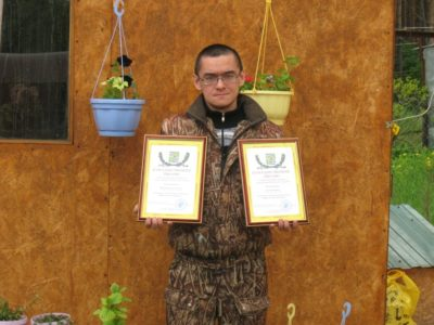 Благодарственные письма за участие в конкурсе детского рисунка переданы в Орловскую область