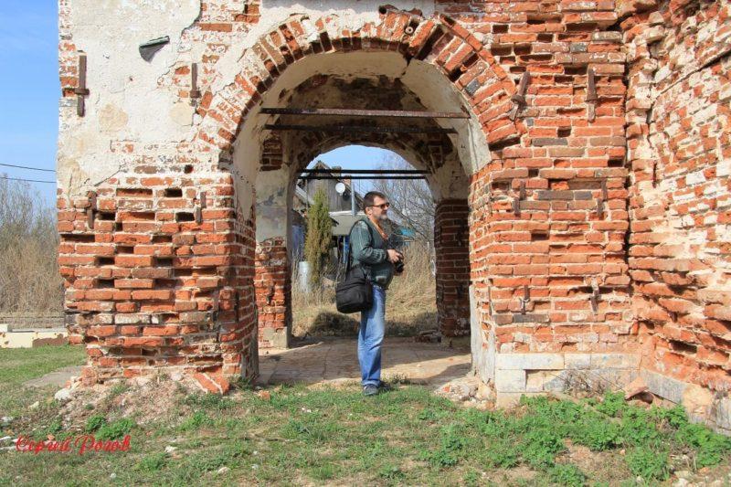 Церковь в селе Суково на фотографиях Алексея Анисимова