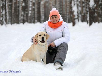 Фотоохотник Татьяна Гвоздева