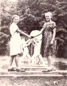 Летний сад Дкультуры 1958 г.