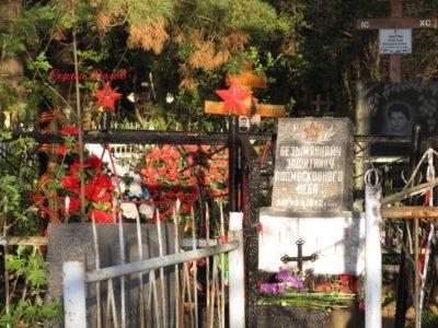 Неожиданный поворот в расследовании по упавшему в годы войны за околицей села Комарёво самолёту