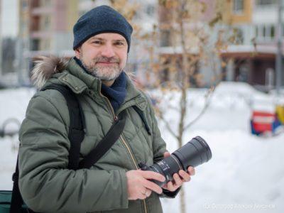 Новые фотографии Алексея Анисимова