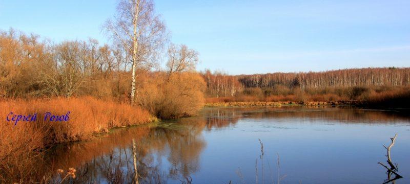 Обуховский пруд