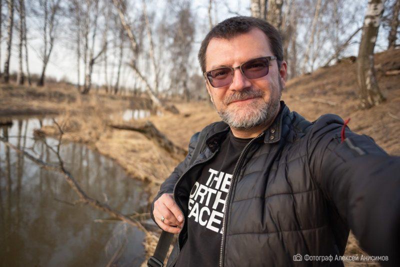 Озёрская природа в объективе фотографа Алексея Анисимова