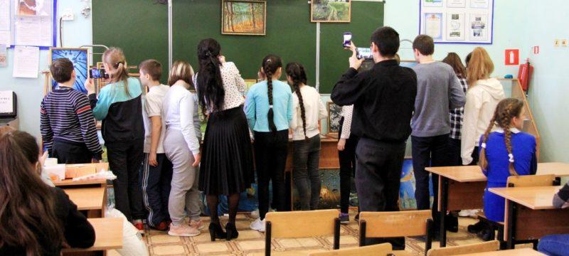 Успех выставки картин художника Руслана Жураева