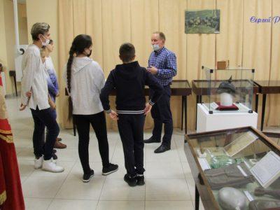 В Озёрах создан кружок юных фотографов и журналистов (краеведческая тематика)