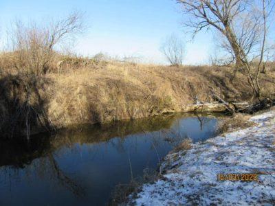 Весна на речке Мутёнке (Кашира)