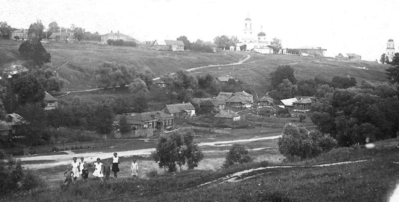 Введенская церковь села Горы
