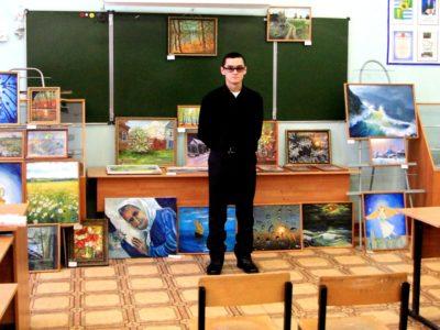 Выставка картин художника Руслана Жураева в Центре «Летопись времён»