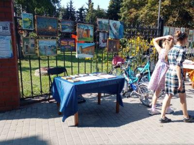 Выставка картин художника Руслана Жураева