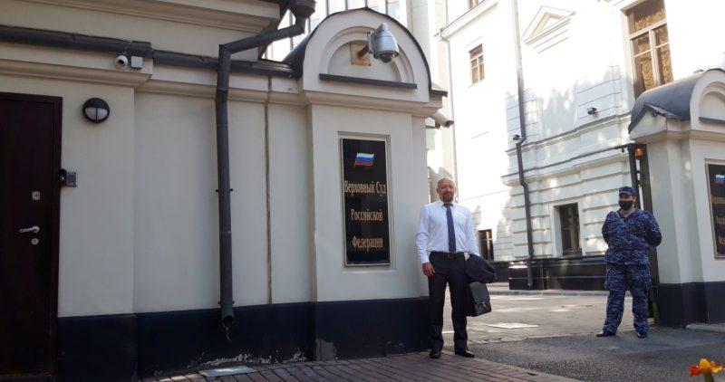 Юрист Максим Баранов поможет в защите экологии Озёрского края