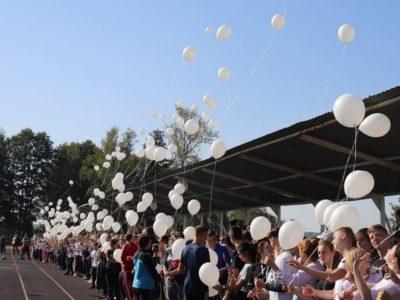 Запуск шаров признали вредным для Природы и окружающей среды