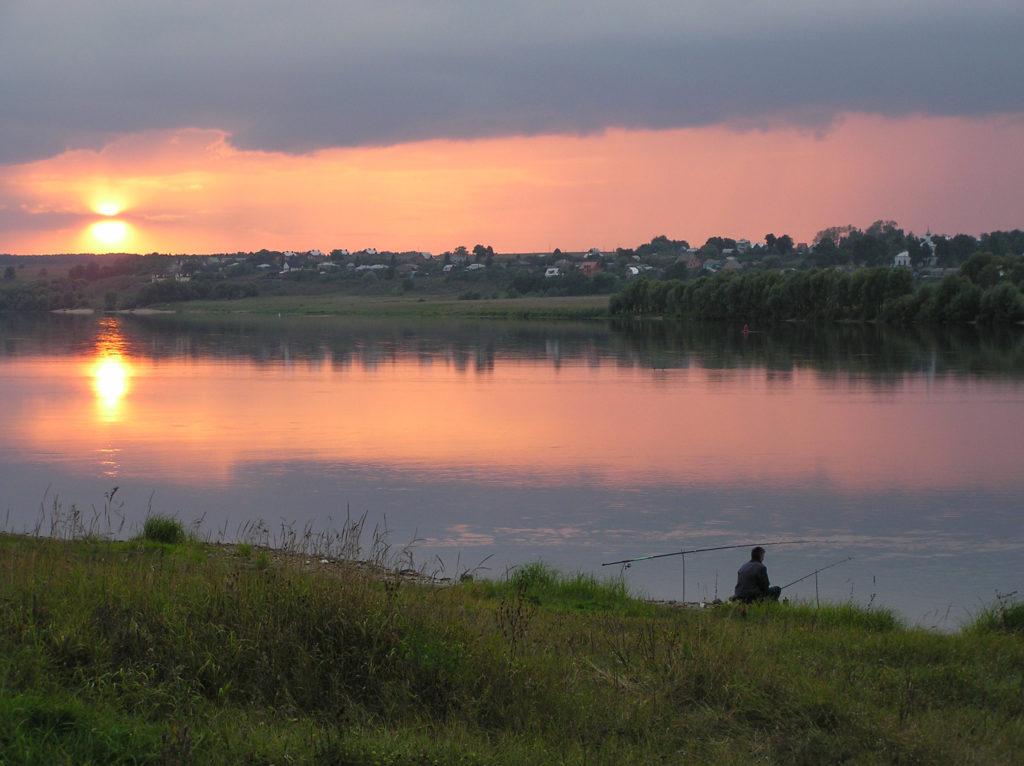 что картинки озерского края если времени