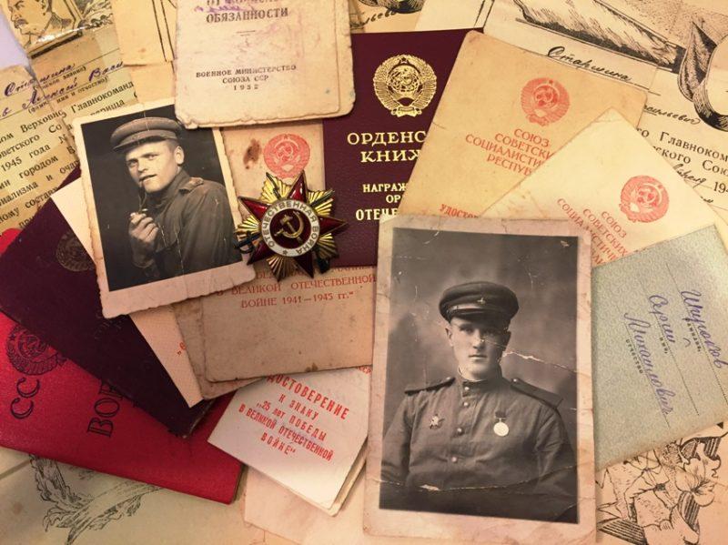 Бессмертный полк. Мои деды — герои