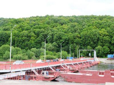 Мост через Оку пока не планируется разводить