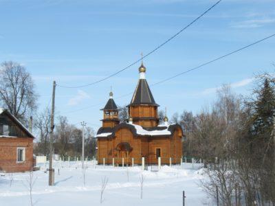 Село Бояркино.  Утерянный и обретённый храм. (Полная версия на сайте)