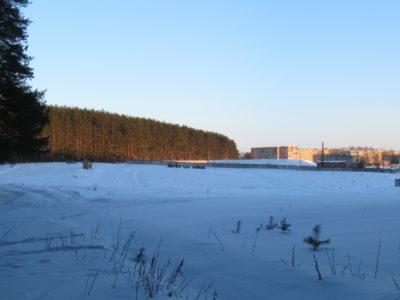 Последний день Зимы.