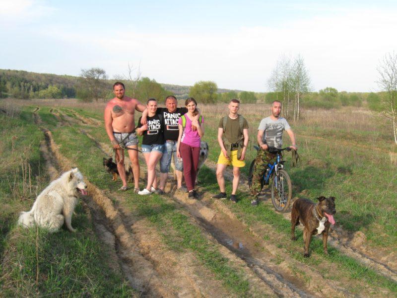 Майский поход в Нагорную Дубраву