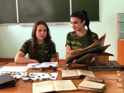 Музей центра «Летопись времён» пополняется экспонатами