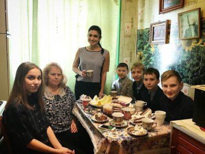 Центр «Летопись времён» в гостях у С.П.  Шибановой