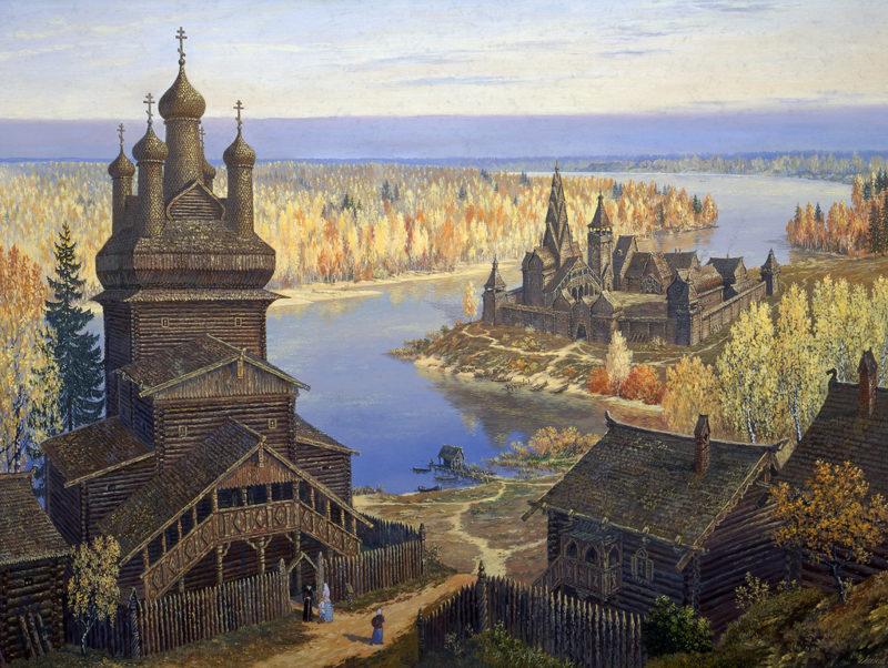 Возможно был такой древнерусский город — Люблин.
