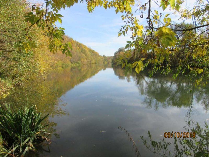 Путешествие на берег реки Осётр