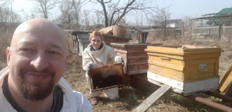 Для пчеловодов наступила горячая пора